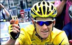 lance armstrong politically correct satire