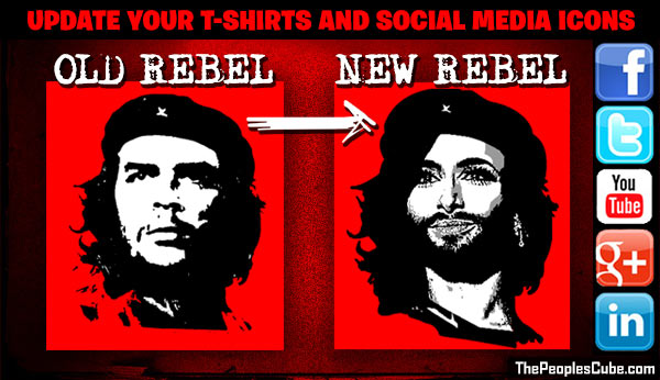 A new rebel to replace Che