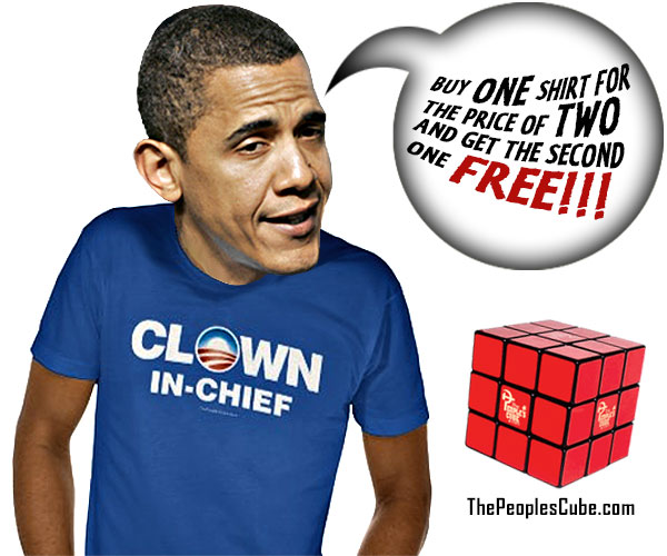 We Are All Clowns Now Clown Around In Clown In Chief Shirts