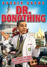 Obama Dr. Dolittle political cartoon