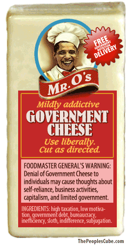what government cheese made
