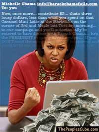 Obama - If I had a son funny cartoon