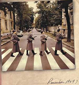 Abbey Road Prague