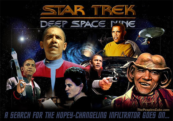 Obama Star Trek Joke
