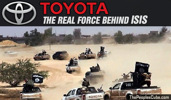 isis new toyota trucks