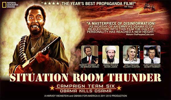 Obama Kills Osama Movie