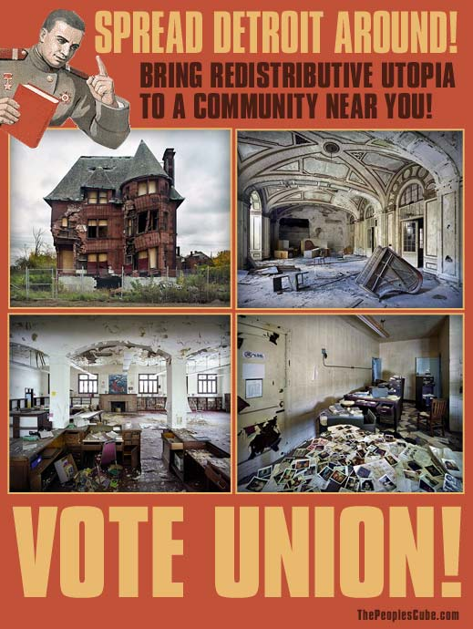 Image result for detroit unions