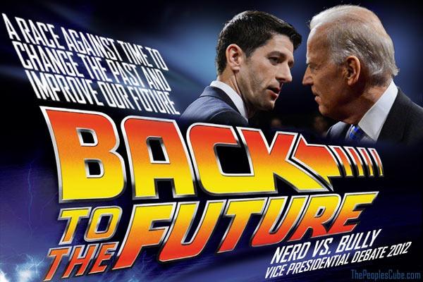 Ryan-Biden debate - Back to the Future