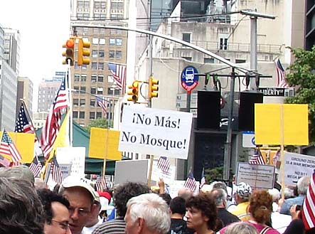 no mosque at ground zero essay