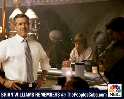 Brian Williams remembers