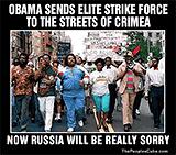 Obama deploys Rev. Sharpton and Rev. Jackson in Crimea
