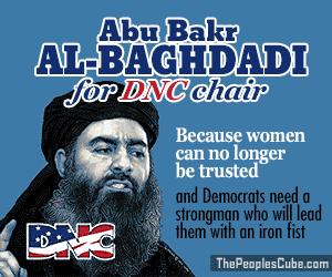 Abu Bakr al-Baghdadi for DNC