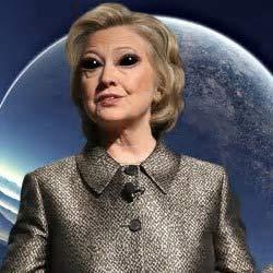 Alien Hillary