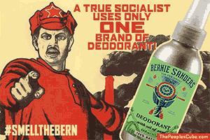Bernie Deodorant
