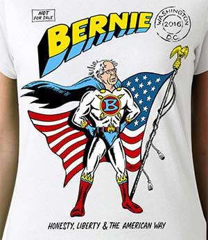 Socialist Superhero