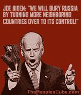 Biden to Russia: we will bury you