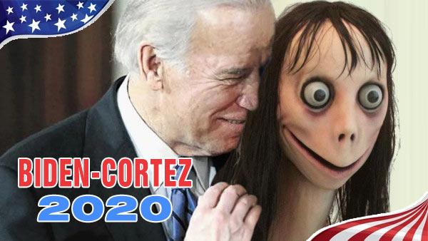 biden cortez 2020