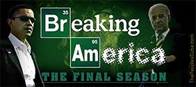 Breaking Bad America - Obama logo