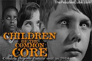Children of the Common Core Cartoon