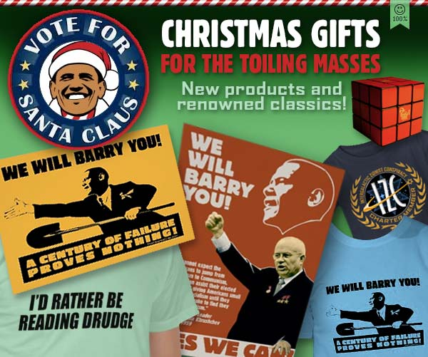 Christmas gifts for the masses