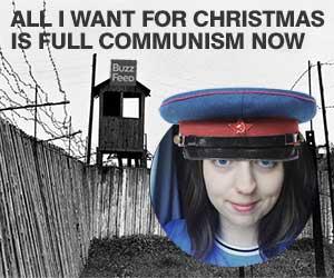 BuzzFeed Communist Christmas