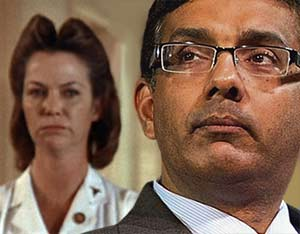 Dinesh D'Souza, nurse Ratched