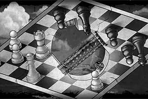 Escher's chess