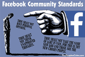 Facebook Community Standards