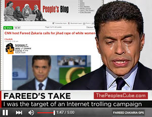 Fareed Zakaria and The People's Cube