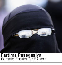 Ban on Female Flatulence Fartima
