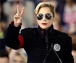 Gaga vs. Trump