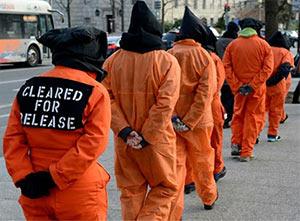 Jesus Gitmo prisoners
