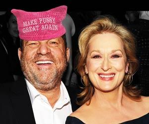 Harvey Weinstein Pussy Hat