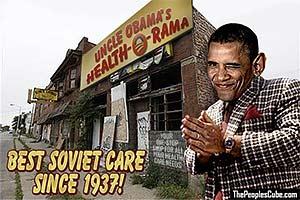 Uncle Obama's Health-O-Rama cartoon
