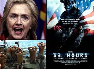 Hillary 13 Hours