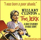 Hillary poor abuela