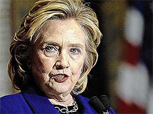 Hillary Mother Dearest Leader