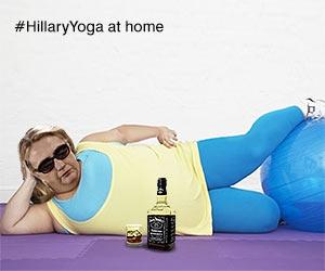 Hillary yoga