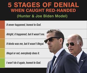 Biden denial