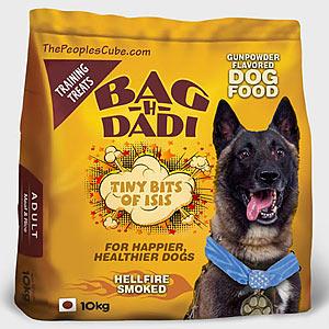 ISIS dog food