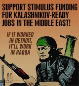 Jihad stimulus funding