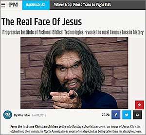 Progressive Jesus