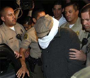 Newsman Jim Lehrer of PBS Arrested after presidential debate parody