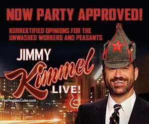 Jimmy Kimmel jokes