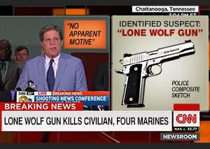 Lone wolf gun kills
