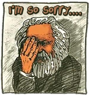 Marx facepalm