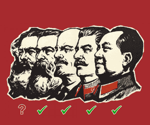 Marx was wrong