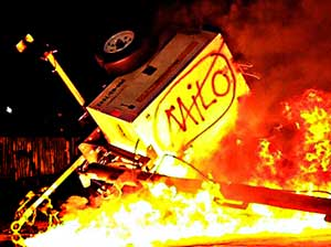Ayn Rand - Berkeley Riots
