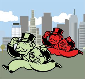 Socialist Monopoly