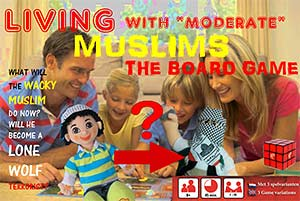 Moderate Muslims game